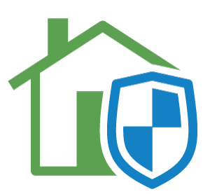 Image of icon representing home and contents insurance