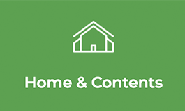 Image of home and contents insurance policy